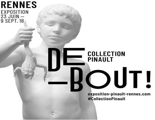EXPOSITION DE LA COLLECTION PINAULT